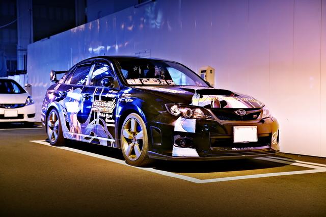 racingMIKUSUBARU痛車WRX秋葉原201456_4