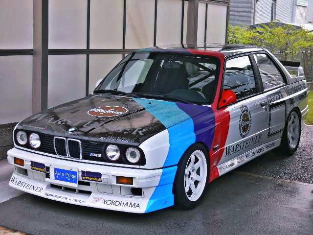 2名乗車公認!アイディング2.5Lエンジン搭載!E30型BMW・M3&SR20DETターボEG移植ベンツ190Eの動画