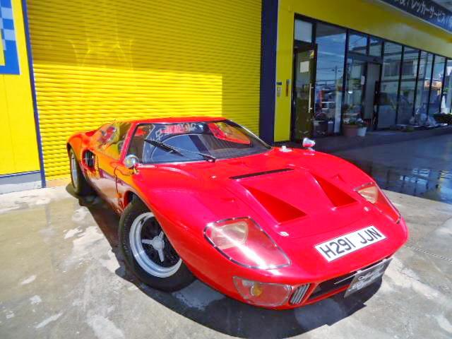 国内販売!希少右ハンドル!フォードGT40レプリカ&フェラーリ458イタリアレプリカの動画