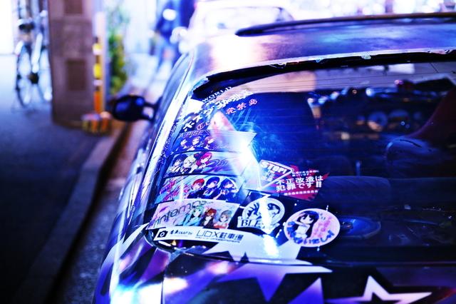 LOVELIVE痛車S14シルビア2014523_6
