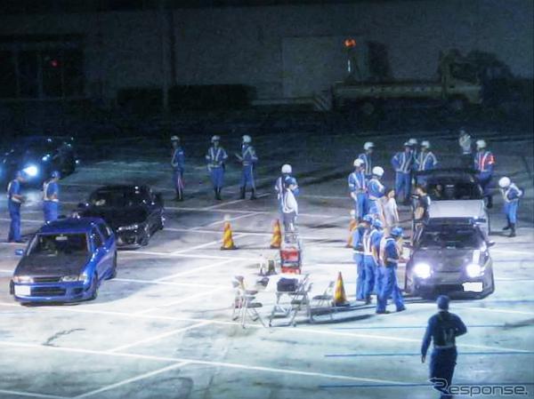 13B改T88-34Dタービン!ワイドボディ!FC3S型サバンナRX-7&2014年7月5日~6日実施!海ほたるin無料点検ニュース
