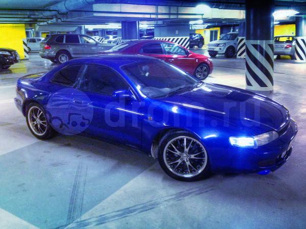 (ロシア)3S-GTEターボエンジン移植!T200型トヨタ・カレン&2JZ改ホルセットHX40タービン仕様BMW2002の動画