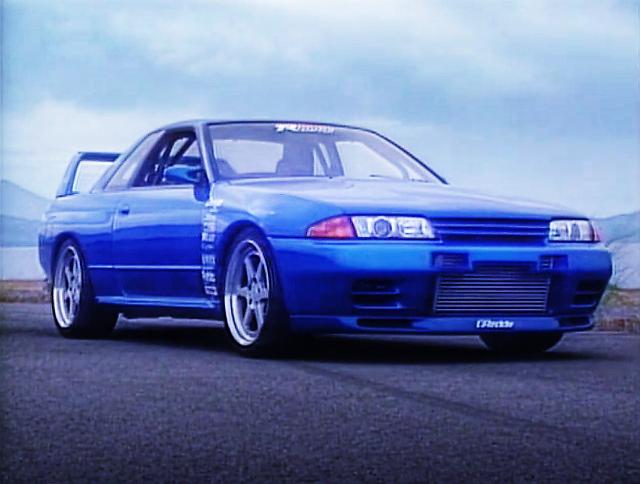 (当時2001年)魔王GT-R!BNR32型スカイラインGT-Rの当時の販売価格情報