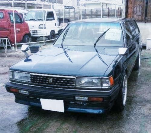 日産SR20DETフルチューンエンジン換装!X70型トヨタマーク2バン&草ヒロ!初代アクティストリートの動画
