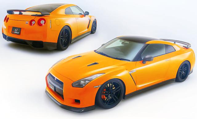 推定2000万円!R35日産GT-Rベース限定8台ZELEコンプリート!Zele・GT-Rコンプリートエディション