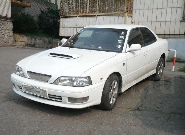 (ロシア)3S-GTEターボエンジン移植!SV43型トヨタ・ビスタ&1997年!AE110G型スプリンターカリブのCM動画