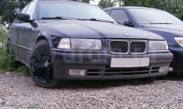 (ロシア)トヨタ車両用1JZ-GEエンジン移植!E36型BMW3シリーズ&2JZシングルターボ仕様スタリオンの動画