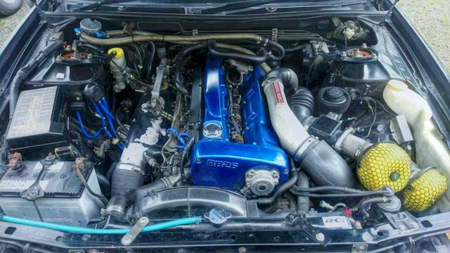 RB26DETTエンジンC35ローレル2014823_2