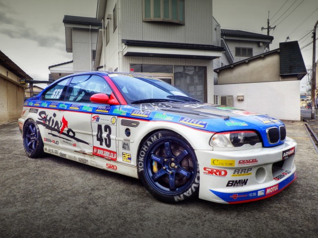 スーパー耐久仕様!ボディフル補強モーテックM3制御!E46型BMW・M3&1JZ-GTEエンジン換装パジェロの動画