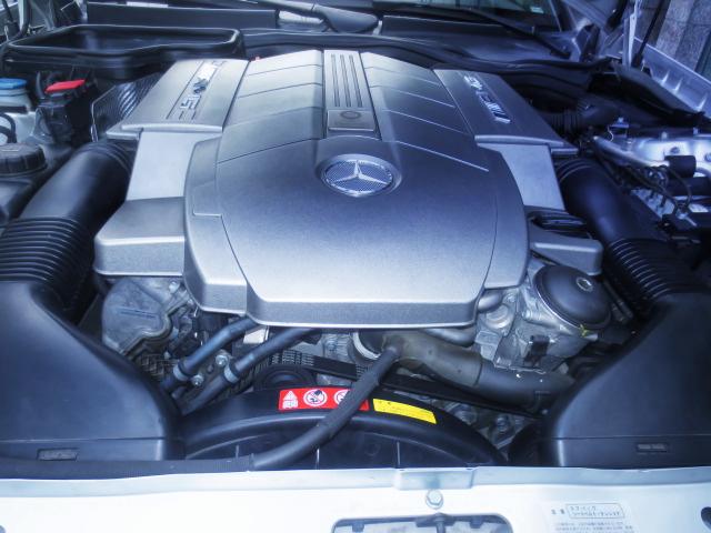 SLKAMG55エンジン移植ベンツ300SLS2014809_3