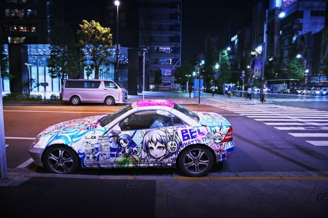痛車ベンツSLK3202014914_1