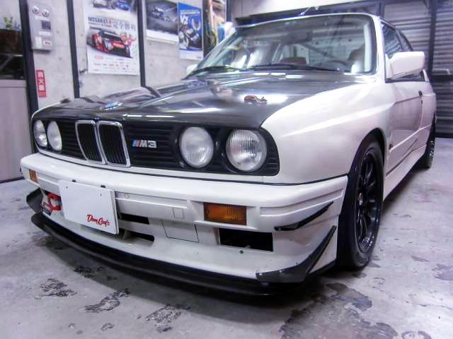 サーキット仕上げエアコンレス!2.5L化Vプロ制御!E30型BMW・M3&3S-GTEターボ換装E120系カローラTスポーツの動画