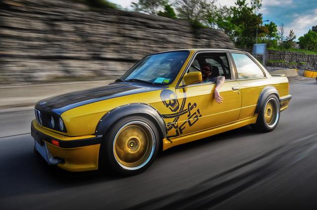 (US)BNR32スカイラインGTR用RB26DETT改シングルビッグタービン仕様!E30型BMW・325is&掲載車両の動画