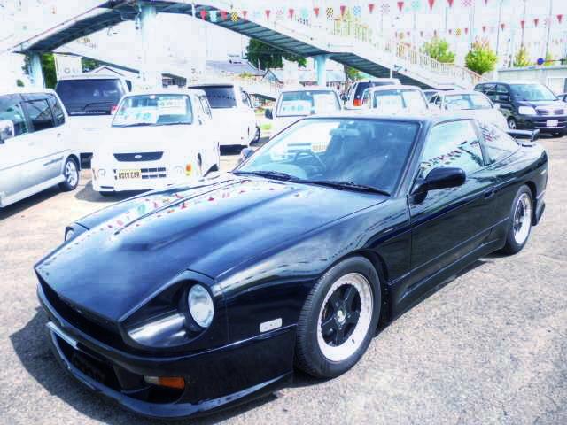 S30フェアレディZ顔仕上げ!S13日産180SXタイプX&1UZ-FEエンジン換装!E46型BMW3シリーズの動画