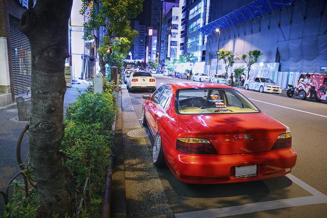 2014年9月15日撮影!秋葉原痛車ストリート(ホンダ・セイバー)