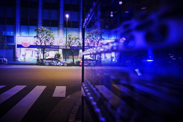 2014年9月15日撮影!秋葉原痛車ストリート(ラブライブ!東條希GA70スープラGTツインTB(ほずさん))