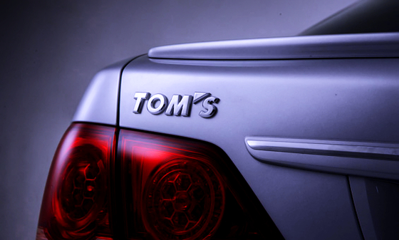 TOM'S・S570アスリート元デモカー!GRS204型トヨタ・クラウンアスリート