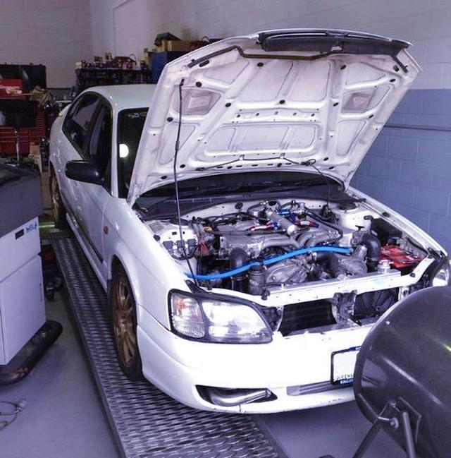 V12ツインターボレガシィ2014911完成_2