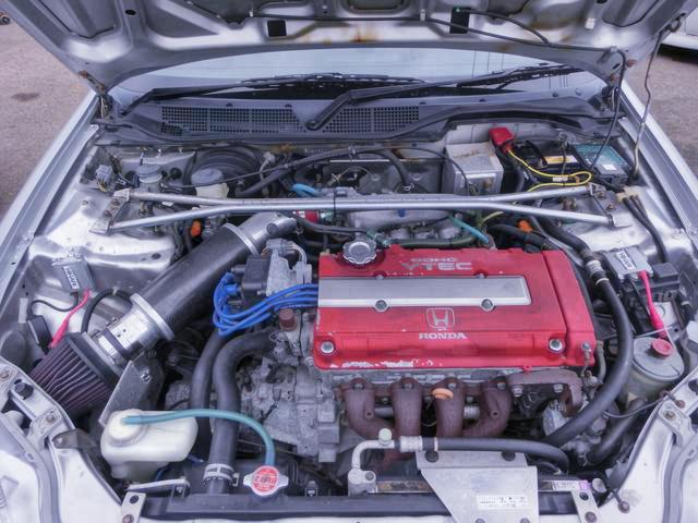 B16CエンジンEKシビックフェリオ2014902_3