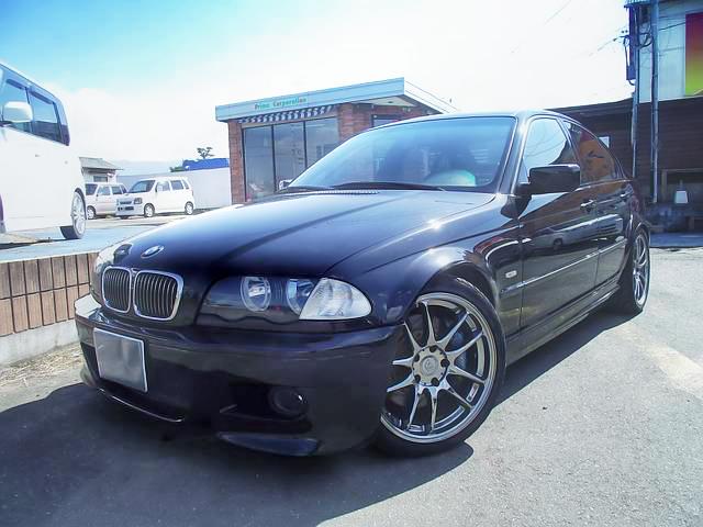 E46型M3用S54エンジン移植!ゲトラグ6速MT!4ドアセダンE46型BMW325i・Mスポ&M5用V10エンジン移植E46BMW・M3の動画