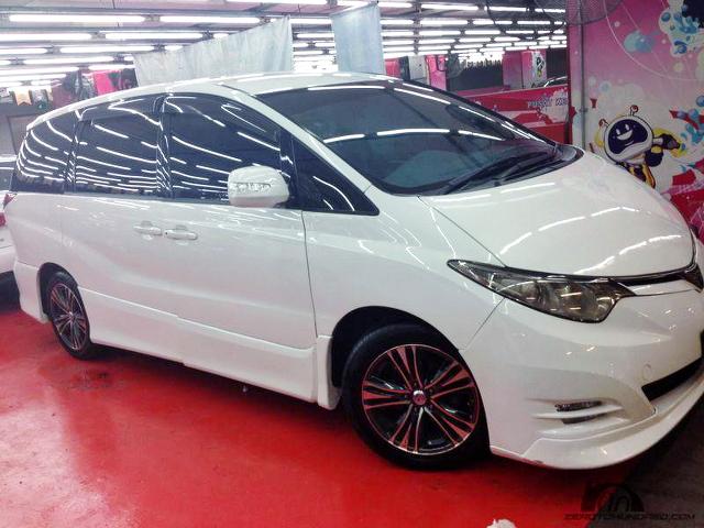 (マレーシア)3代目前期50系エスティマ仕上げ!2代目ACR30トヨタ・エスティマ