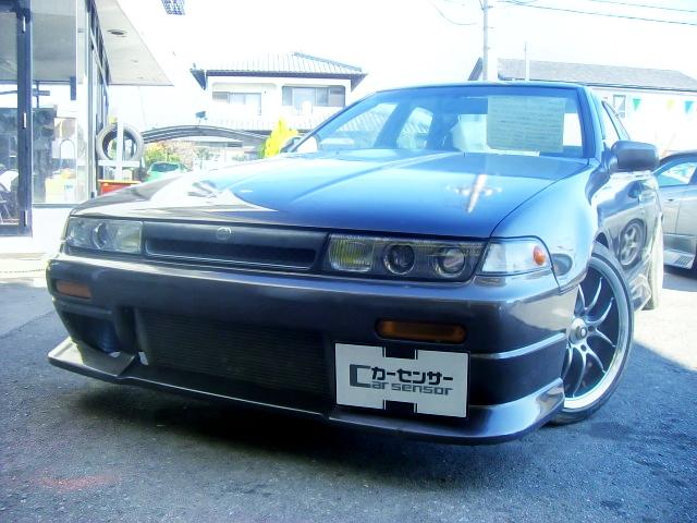 国内販売!SR20DETエンジン換装GT2540タービン!A31セフィーロ&渋谷で車両火災のニュース動画