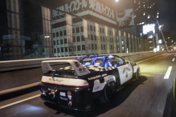 オープンカー仕上げ!USパトカーカラー!ドリスペック!S14日産シルビア&淡路NYM2015の動画