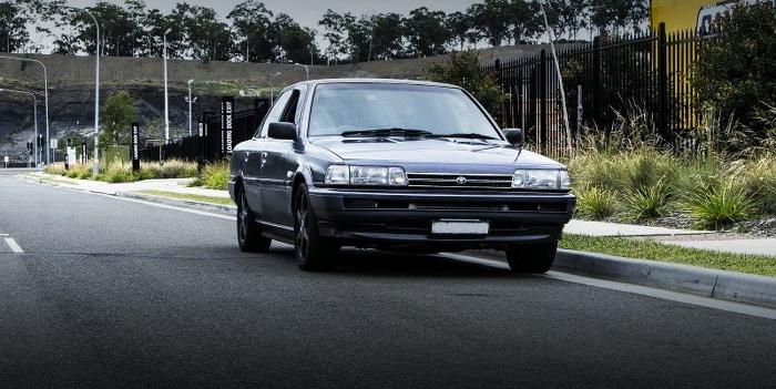 (オーストラリア)3S-GTEターボEG換装!ST185セリカ用5MT換装!SV21トヨタ・カムリ&NYM2015動画その2