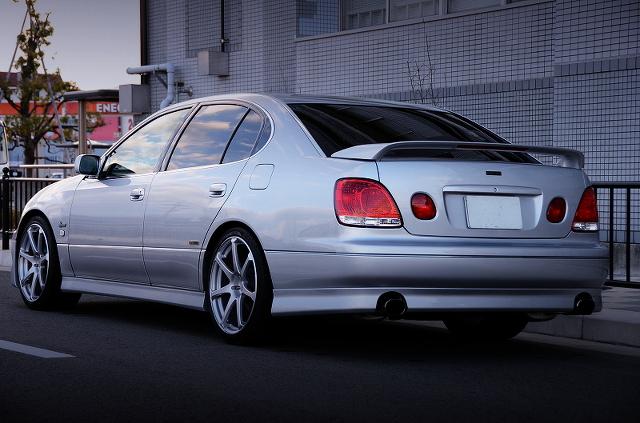 KANSAIサービス元デモカー!GT3037proSタービン!JZS161トヨタ・アリスト