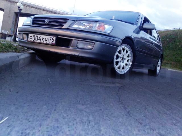 (ロシア)3S-GTEターボエンジンスワップ!4WD仕様!T210系コロナプレミオ&2015年!大黒ストリートドリフト動画