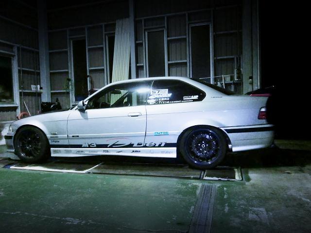 カーボーイ&Defi連載企画!M3興業!E36型BMW・M3B&街道レーサーナイトツーリング動画