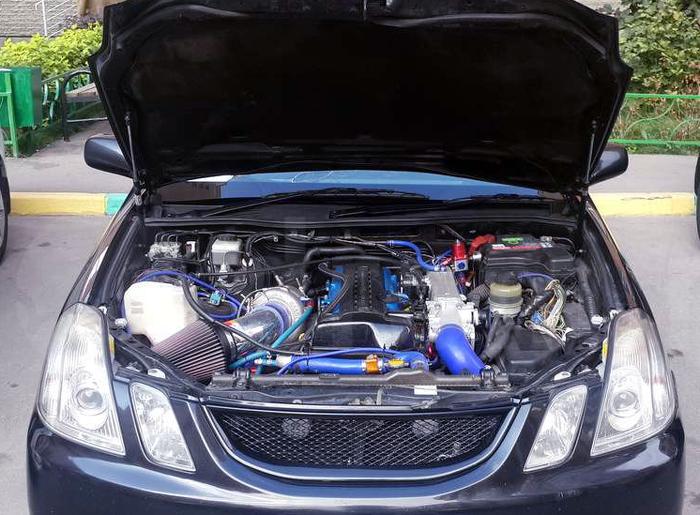 4WD仕様!2JZエンジン換装GTX3076Rタービン!マークⅡブリットIR・FOUR&ミウラレプリカの紹介動画