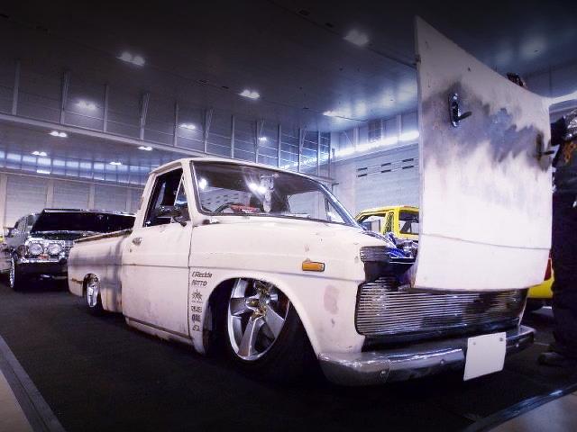 国内販売!FD系RX7用13BロータリーEG換装TO4Sウエストゲートターボ!初代トヨタ・ハイラックス