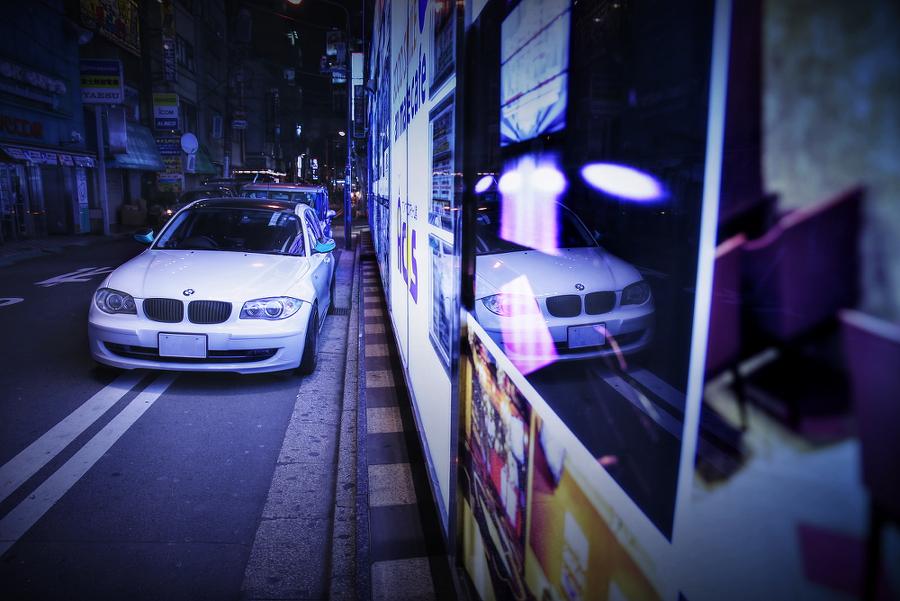 2015年2月13日撮影!秋葉原痛車ストリート(BMW120i/BMW130iMスポ(まっちさん)/石やきいもセンチュリー)