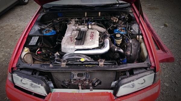 R34用NEO6モデルRB25DETターボEG換装!HNR32日産スカイライン2ドア&VTECエンジン換装エリーゼの動画