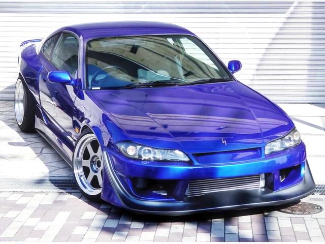 ワイドボディ!GT-RSタービン現車セッティング!S15日産シルビア&2JZ-GE改ターボ仕様70スープラの動画