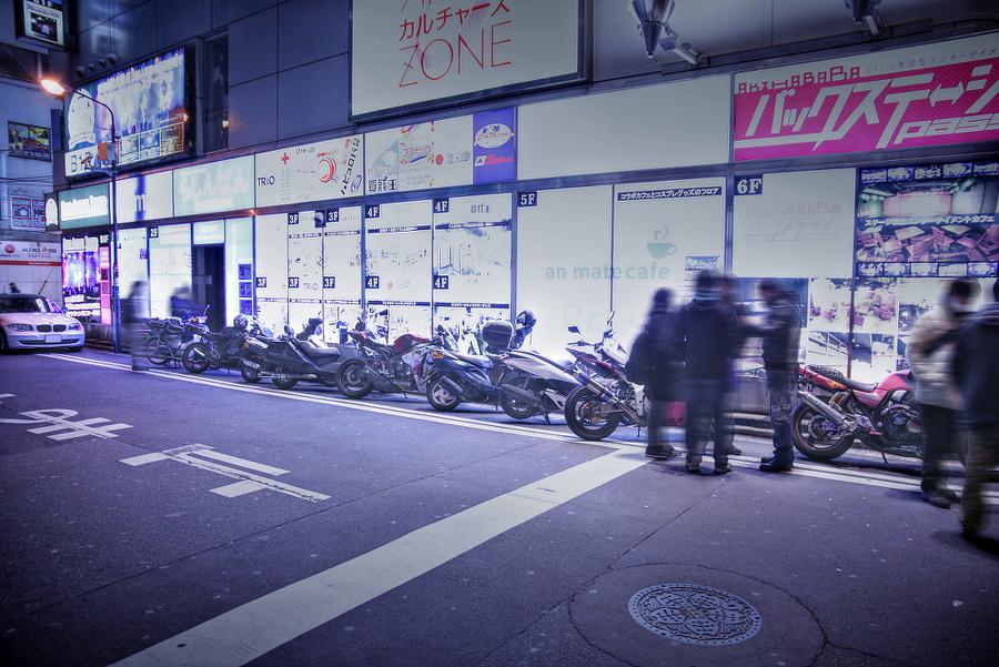 2015年2月20日撮影!秋葉原痛車ストリート(インプレッサワゴンWRX/BMW130iMスポーツ/BMW120i)