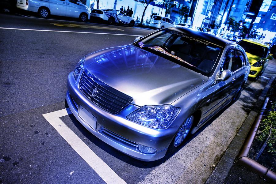 2015年2月6日撮影!秋葉原痛車ストリート(ラブライブ!絢瀬絵里/ゼロクラウン)