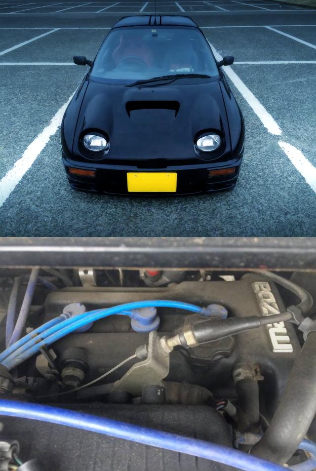 K6Aターボエンジン公認!マツダAZ-1マツダスピードバージョン&X81クレスタスーパールーセント草ヒロ動画