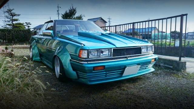 街道レーサー!ワークス化!GX71トヨタ・クレスタ&VIP仕上げ!?初代エスティマのイギリス中古車