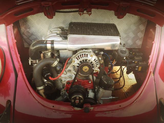 (南アフリカ)13BロータリーEG換装!VWタイプ1(ビートル)&(イギリス)トラック仕上げクジラクラウン中古車