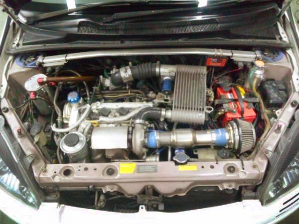 168馬力!TD04タービン金プロ制御!EMCエンジニアリング元デモカー!SCP10型トヨタ・ヴィッツ