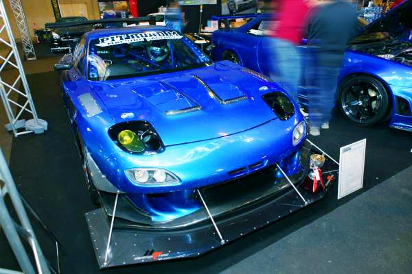 岡山国際サーキットFD最速!TO4Zタービン装着パワーFC+Vプロ制御!ワイドボディ化!マツダRX-7&掲載車の動画