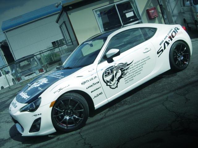 東京オートサロン2015出展!STガレージデモカー!サイオンFR-S&限定車MRSカセルタ中古車物件