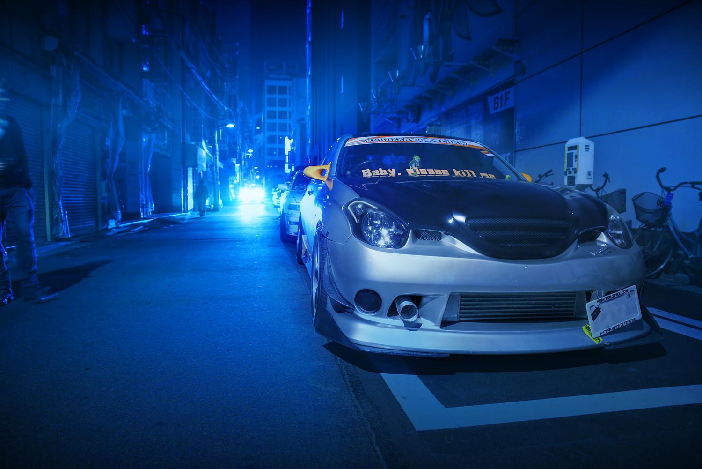 2015年ゴールデンウィーク撮影!秋葉原痛車ストリート(キルミーベイベー/トヨタ・ヴェロッサ(クラさん))