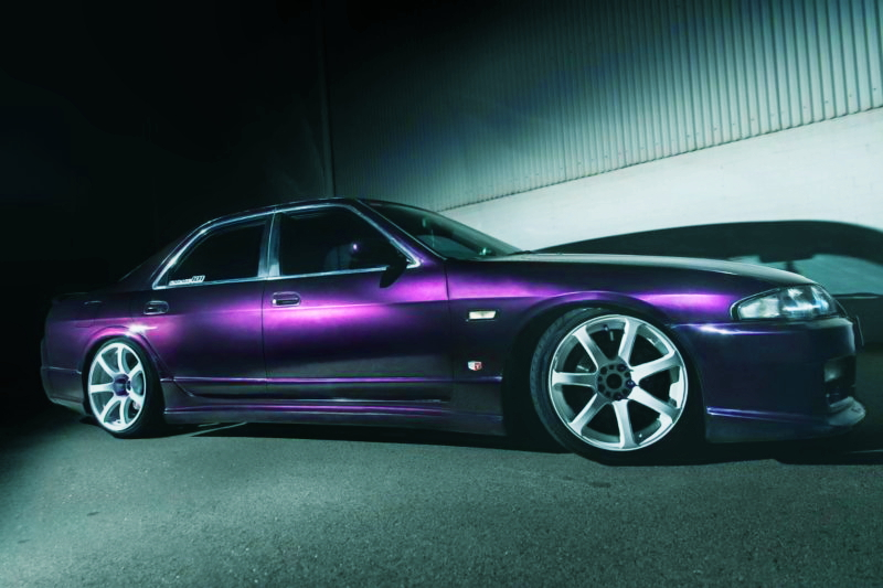 (オーストラリア)400馬力!GT3071タービン装着ハルテック制御!希少限定車インパルR33R