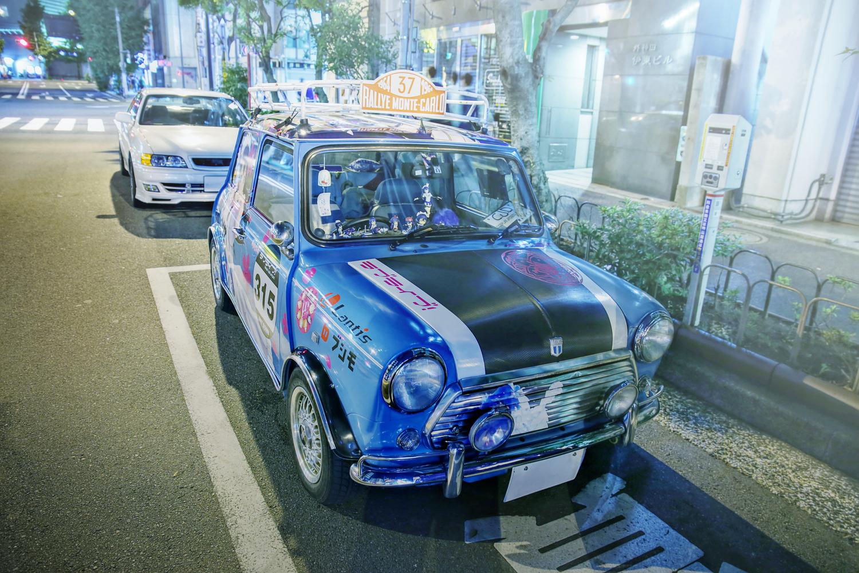 2015年6月撮影!秋葉原痛車ストリート(ラブライブ!園田海未/クラシック・MINI)