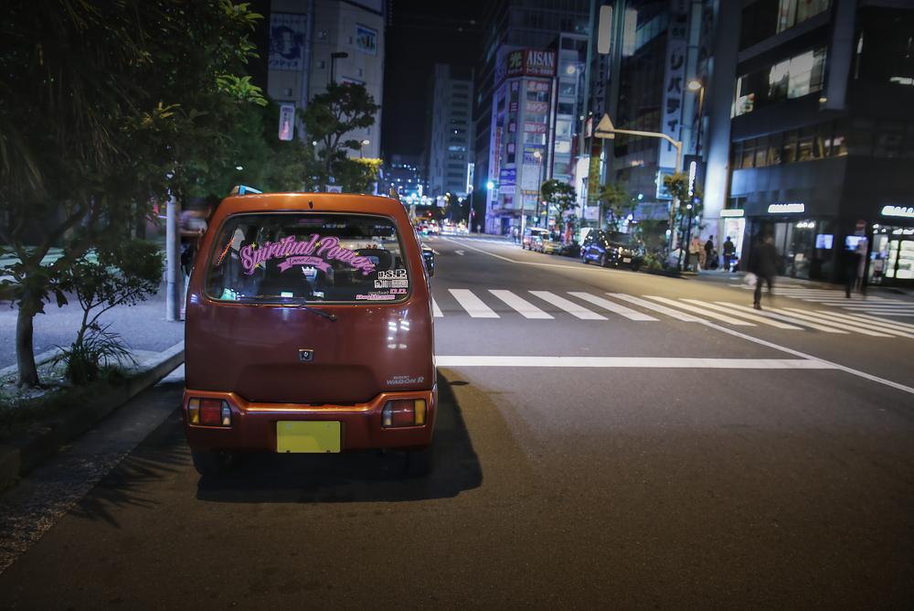 2015年ゴールデンウィーク撮影!秋葉原痛車ストリート(スズキ・ワゴンR(UEXUS)/スズキ・ワゴンR・RR(艦これ))