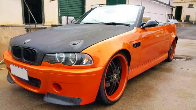 (オーストラリア)E46型BMW3シリーズM3ボディ仕上げ!E36型BMW3シリーズカブリオレ&大黒PA動画