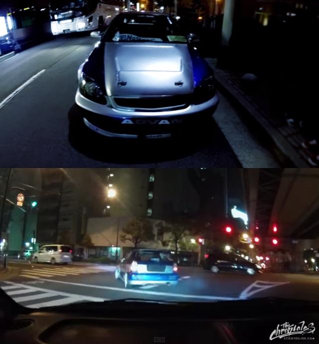 希少ルートKSゼロフォースワイドボディ!NA1ホンダNSX&大阪環状族NO GOODレーシング動画